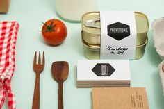 Provisions on Behance #clean