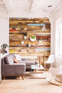 i liv here #wood #wall