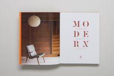 Inhouse | Modern #book #spread #layout #print