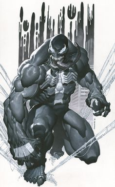 Venom by ChristopherStevens on deviantART #venom