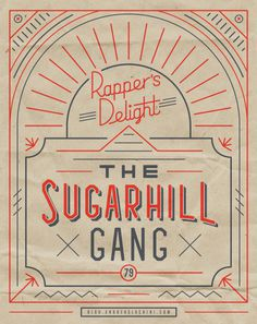 The Sugarhill Gang #hiphop #oldschool #sugarhillgang #nyc