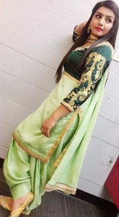 Beautiful Punjabi Suits - Happy Shappy