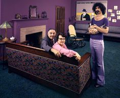 Frank Zappa, 1970 | LIFE With Rock Stars … and Their Parents | LIFE.com #photo