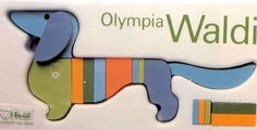Waldi, the dog, was the first official Olympic mascot, created for the Munich Summer Olympics in 1972.