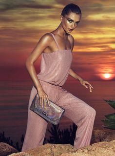 Andreea Diaconu by Mert & Marcus