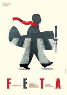 FETA #photographic #illustration #poster #theatre