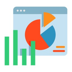 See more icon inspiration related to result, chart, browser, stadistics, business and finance, finance and analysis on Flaticon.