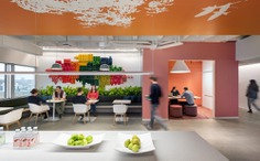 Kendall Square Workspace by Utile Design and Merge Architects
