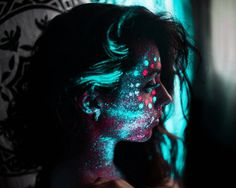 Amazing Light Painting Portraits by Arnau Mas