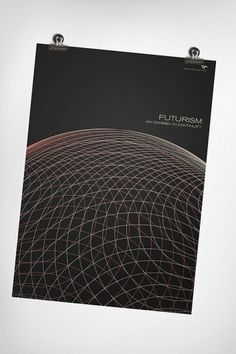 Futurism on the Behance Network #print #poster #futurism #simon c page