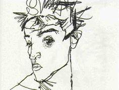 Artist of the moment…Egon Schiele… | Diattaart Blog