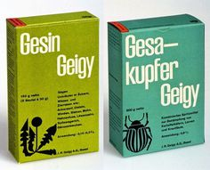 Vintage Packaging: Pesticides - TheDieline.com - Package Design Blog