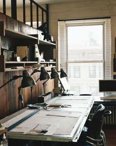 Tumblr #interior #office #design #home