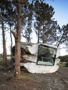 Rockhouse 13 #rock #design #architecture #house