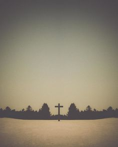 Found in Archive #sweden #cross #cemetery #image-making #stockholm #winter