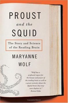 Proust and the Squid #cover #book