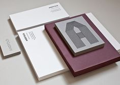Andfold Minimal Stationery Set