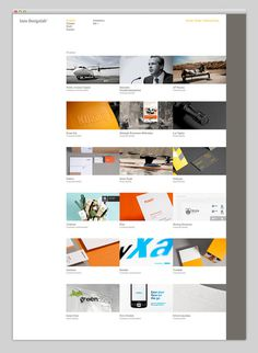 Ineo Designlab #design #website #grid #layout #web