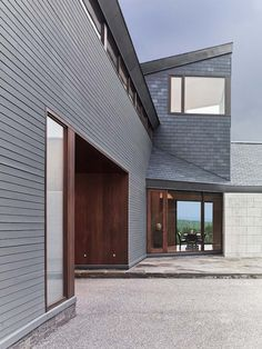 Berkshire Mountain House Inspired by Fibonacci Spiral