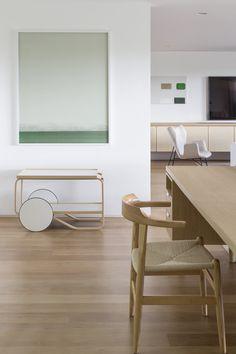 Apartment Villa Lobos by Felipe Hess