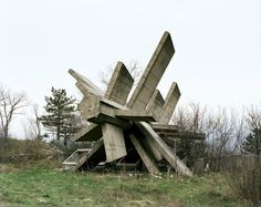 Spomenik, Knin #monument