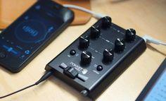 Mobile Mini DJ Mixer #gadget