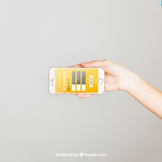 Mockup concept of horizontal smartphone Free Psd. See more inspiration related to Mockup, Business, Technology, Hand, Template, Woman, Phone, Girl, Presentation, Telephone, Smartphone, Mock up, Modern, App, Display, Business woman, Screen, Female, Young, Holding hands, Device, Up, Concept, Holding, Showcase, Horizontal, Stylish, Showroom, Mock, Presenting and Showing on Freepik.