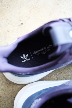 commonwealth adidas zx 500 RM fnf friends family release adidas originals purple