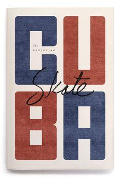 Cuba Skate Magazine Cover #book #book