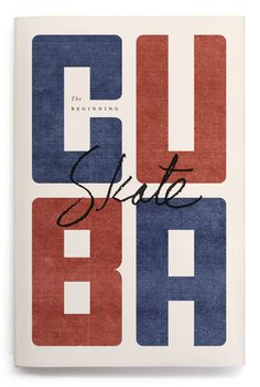 Cuba Skate Magazine Cover