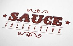 sauce_title_print1.jpg (600×379) #wsa #sauce #print #collective #typography