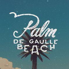 Palm Beach Gaulle by J/f design c.o