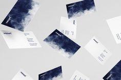 Veset #card #identity #business #logo