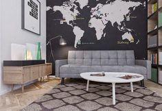 Interior IRAR by INT2 Architecture #design #interiors