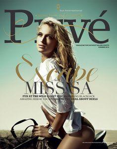 Portfolio - Ian Martin #international #sun #2012 #direction #cover #art #prive #magazine