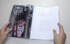 Editorial Design / Disexc3xb1o Editorial #photo #article #shoot #editorial #magazine