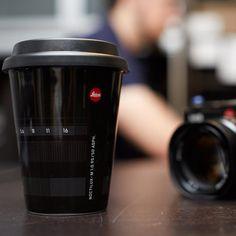 Leica Lens Mug #tech #flow #gadget #gift #ideas #cool