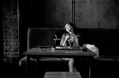 Black and White Photography by Turodrique Fuad #inspiration #white #black #photography #and