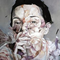 Paintings by Benjamin Garcia #arts #illustrations #inspirations