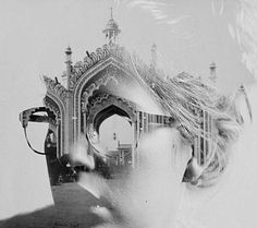 The Blog of Matt Wrightson #double exposure #collage #surreal