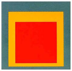 Josef Albers (1888 - 1976)... #colour #albers