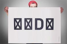 Łódź font - Plakat | Pan tu nie stał #type #fajne #chlopaki #poster