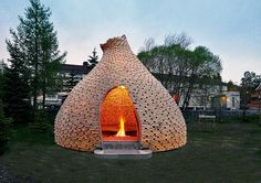 1 | 9 Of The World's Most Inventive Tiny Buildings | Co.Design | business + design #yurt