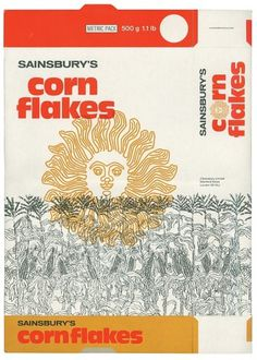 Creative Review - When Sainsbury's was out on its own #brand #design #package