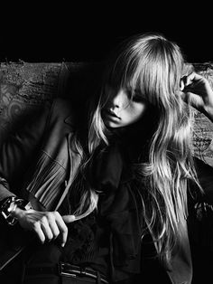 Edie Campbell #girl #fashion #photography #fashion photography #model #portrait #beauty