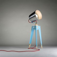 Frank Table Lamp by Oliver Hrubiak via... - They