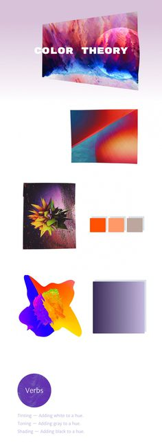 Colortheory - Mindsparkle Mag - The colorful website is a beautiful, cool and brief introduction to the colortheory and it is selected by Mi