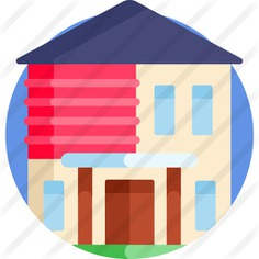 See more icon inspiration related to architecture and city, real estate, mansion, architecture, house, home and building on Flaticon.