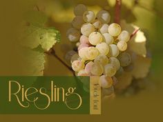 Riesling font #font #free