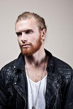James Hunter - nevs #model #beard #ginger #male